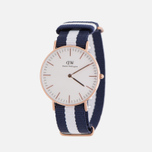 Женские наручные часы Daniel Wellington Classic Glasgow Rose фото- 1