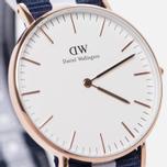 Женские наручные часы Daniel Wellington Classic Glasgow Rose фото- 2
