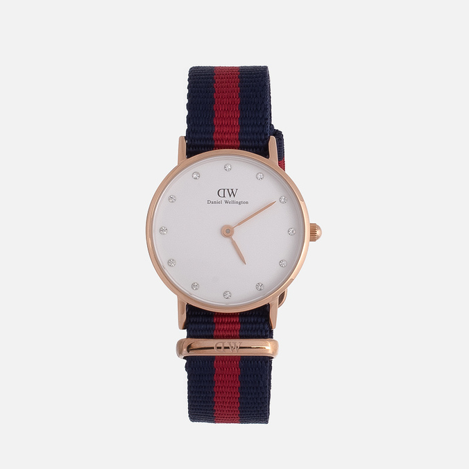 Daniel Wellington Classic Oxford Women's Watch Rose