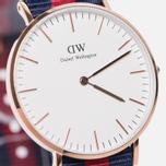 Женские наручные часы Daniel Wellington Classic Oxford Rose фото- 2