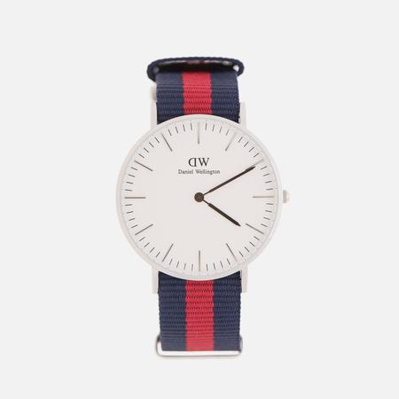 Женские наручные часы Daniel Wellington Classic Oxford Silver