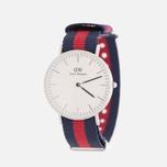 Женские наручные часы Daniel Wellington Classic Oxford Silver фото- 1