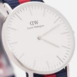 Женские наручные часы Daniel Wellington Classic Oxford Silver фото- 2