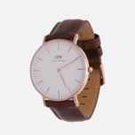 Женские наручные часы Daniel Wellington Classic St Andrews Rose фото- 1