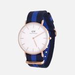 Женские наручные часы Daniel Wellington Classic Swansea Rose фото- 1