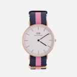 Женские наручные часы Daniel Wellington Classic Winchester Rose фото- 0