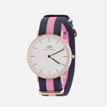 Женские наручные часы Daniel Wellington Classic Winchester Rose фото- 1
