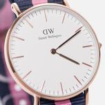 Женские наручные часы Daniel Wellington Classic Winchester Rose фото- 2