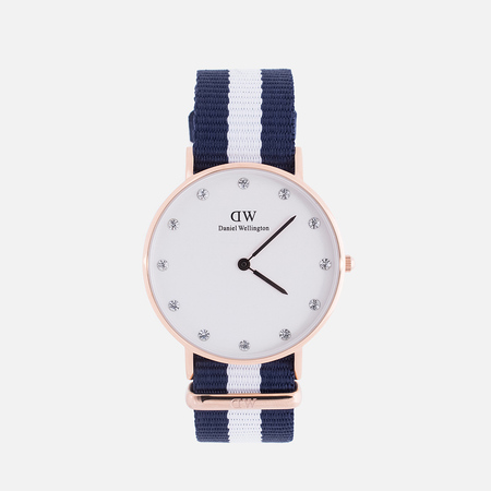 Daniel Wellington Classy Glasgow Women's Watch Rose Gold