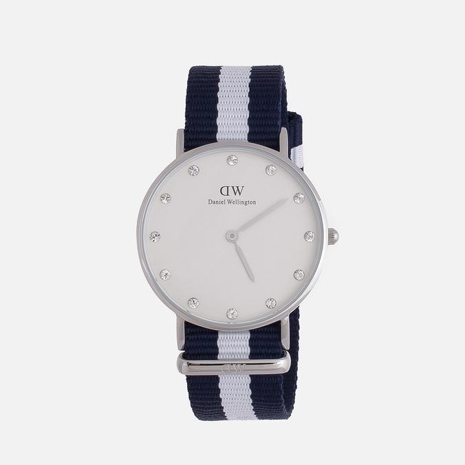Женские наручные часы Daniel Wellington Classy Glasgow Silver