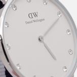 Женские наручные часы Daniel Wellington Classy Glasgow Silver фото- 2
