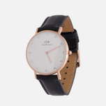 Женские наручные часы Daniel Wellington Classy Sheffield Rose Gold фото- 1