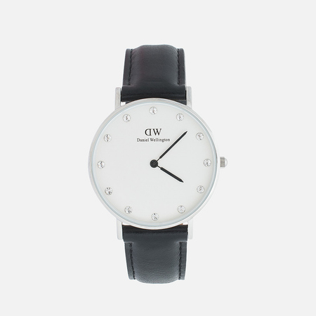 Женские наручные часы Daniel Wellington Classy Sheffield Silver 13mm