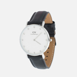 Daniel Wellington Classy Sheffield Women's Watch Silver photo- 1
