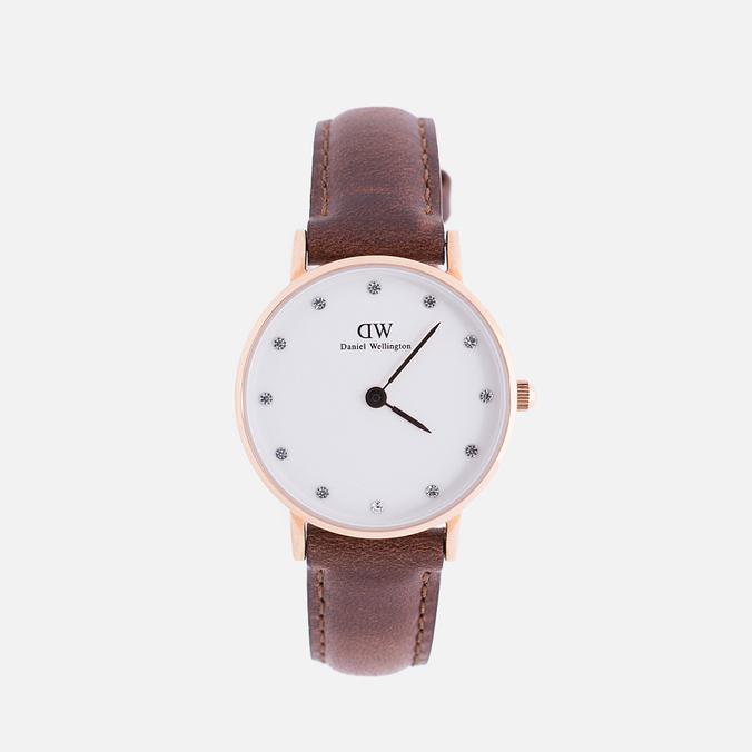 Женские наручные часы Daniel Wellington Classy St Mawes Rose Gold