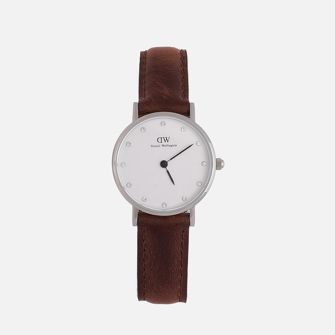 Женские наручные часы Daniel Wellington Classy St Mawes Silver
