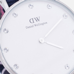 Женские наручные часы Daniel Wellington Classy Winchester 34mm Silver фото- 2