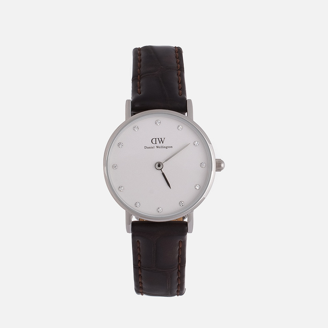 Женские наручные часы Daniel Wellington Classy York Silver