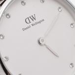 Женские наручные часы Daniel Wellington Classy York Silver фото- 2