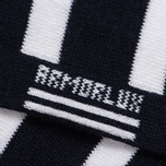 Женские носки Armor-Lux Striped Rich Navy/White фото- 2