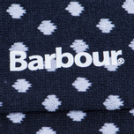 Женские носки Barbour Beacon And Spot Navy фото- 2
