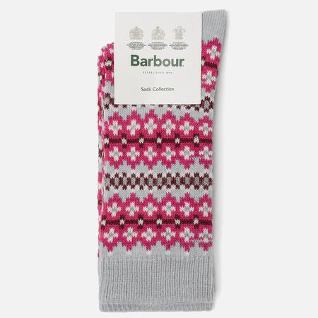 Женские носки Barbour Seaton Light Blue