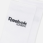 Женские носки Reebok x Naked Crew White фото- 2