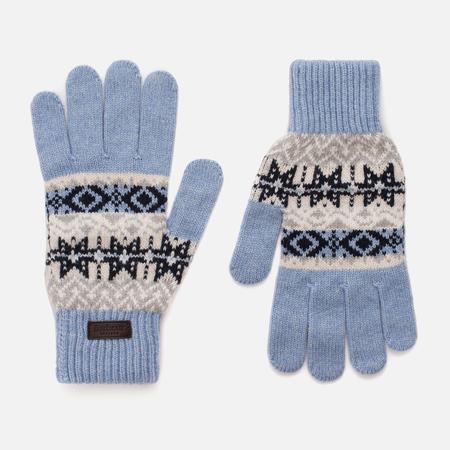 Женские перчатки Barbour Tarn Fairisle Blue