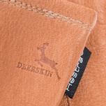 Женские перчатки Hestra Deerskin Silk Lined Cork фото- 2