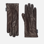 Женские перчатки Hestra Hairsheep 2 Bt Handsewn Wool Espresso фото- 0