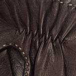 Женские перчатки Hestra Hairsheep 2 Bt Handsewn Wool Espresso фото- 2