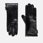 Hestra Hairsheep Pique Silk Women's Gloves Black photo- 0