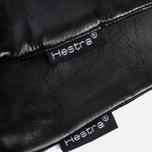 Hestra Hairsheep Pique Silk Women's Gloves Black photo- 1