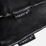 Женские перчатки Hestra Hairsheep Pique Silk Black фото- 1