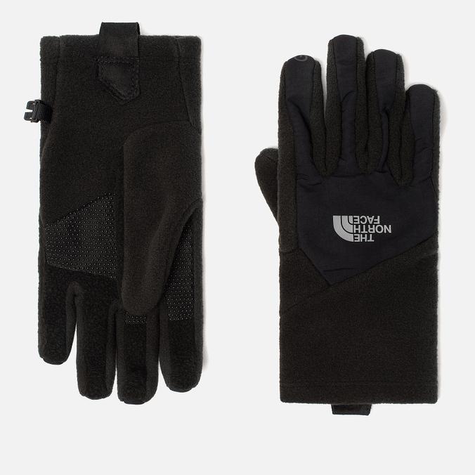 Женские перчатки The North Face Denali Etip TNF Black