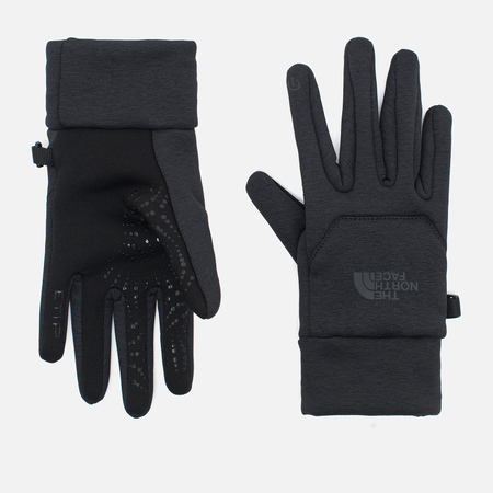 The North Face Etip Hardface Women's Gloves Black/Cerise Pink