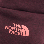 Женские перчатки The North Face Etip Hardface Deep Garnet Red фото- 1