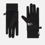 Женские перчатки The North Face Etip TNF Black/Asphalt фото- 0