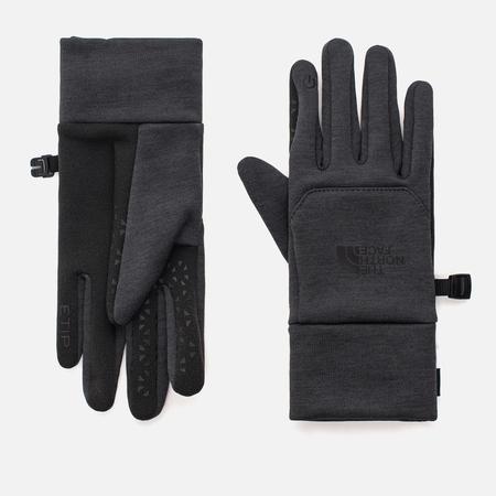 Женские перчатки The North Face Etip TNF Dark Grey Heather