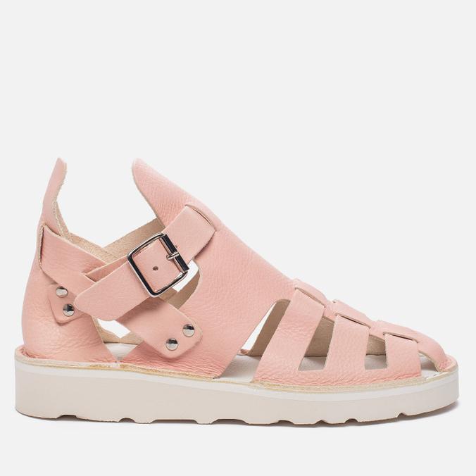 Женские сандалии Fracap D033 Gladiator Nebraska Pink/Cristy White