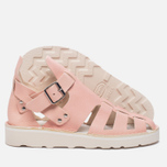 Женские сандалии Fracap D033 Gladiator Nebraska Pink/Cristy White фото- 1