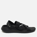 Женские сандалии Nike Roshe One Sandal Black/Anthracite/Black фото- 0