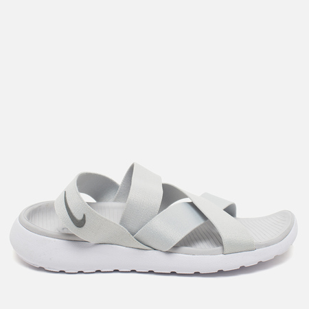 Nike Roshe One Sandal Women's Sandals Pure Platinum/White/Wolf Grey