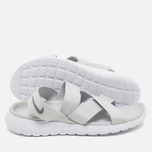 Женские сандалии Nike Roshe One Sandal Pure Platinum/White/Wolf Grey фото- 2