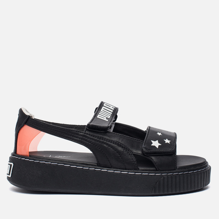 Женские сандалии Puma x Sophia Webster Platform Sandals Black