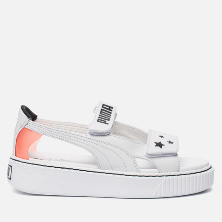 Женские сандалии Puma x Sophia Webster Platform Sandals White