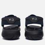 Женские сандалии Y-3 Qasa Elle Stretch Black Iris/Core Black фото- 3