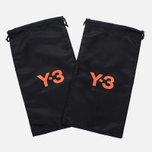 Женские сандалии Y-3 Qasa Elle Stretch Utility Black/Vapour Steel/White фото- 6
