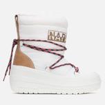 Napapijri Bella Mid Women's Boots White photo- 0