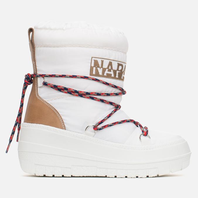 Napapijri Bella Mid Women's Boots White